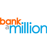 bank a million logo