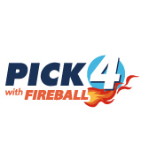 pick 4 with fireball