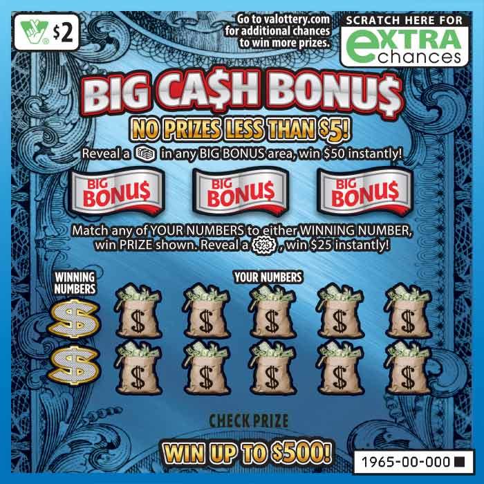 wins big cash