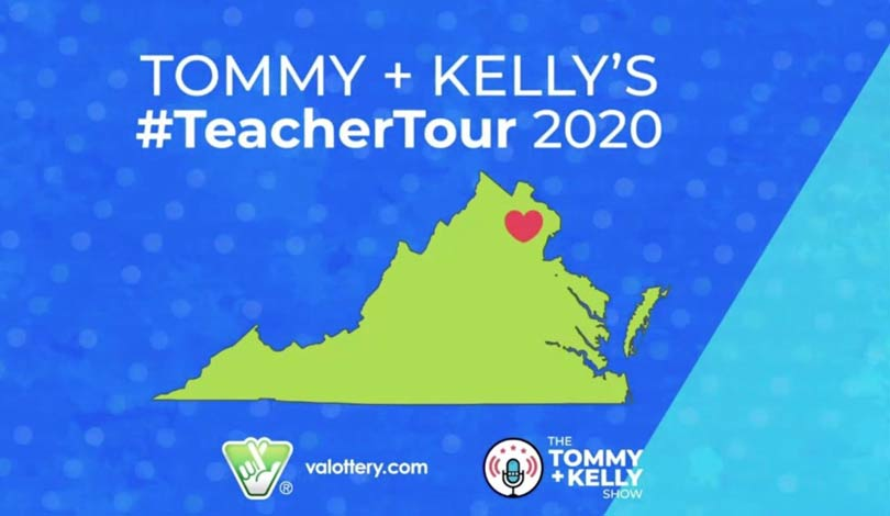 tommy and kelly's teacher tour 2020