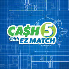 cash 5 with ez match