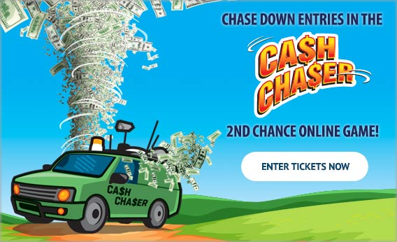 cash chaser enter now