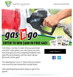 gas and go