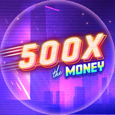 500 x the money