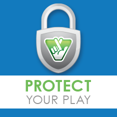 protect your play logo