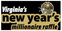Virginia's New Year's Millionaire Raffle