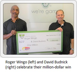 Roger Wingo and David Brudnick