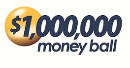 Virginia Lottery $1 Million Money Ball