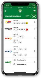 Official Virginia Lottery App